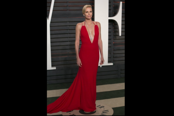 Charlize Theron. Foto: AFP