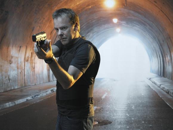 24. Las aventuras de Jack Bauer (Kiefer Sutherland) permiten entender más sobre las relaciones jerárquicas y la capacidad de decisión bajo presión. (Foto: Distribución)