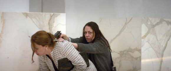 Jana Raluy en un rol sobresaliente en una historia con director y guión uruguayos.
