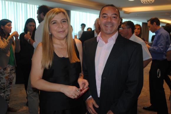 Daniela D'elia, Gustavo Peré.