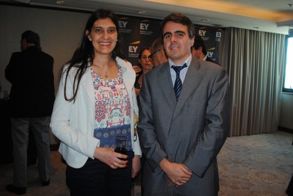 Mariella Leal, Martín Villarmarzo.