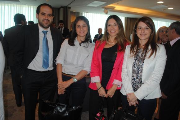 Sebastián González, Eugenia Miquiero, María Noel Lázaro, Sylvana Serrano.