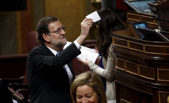 Marinao Rajoy. Foto: Reuters.
