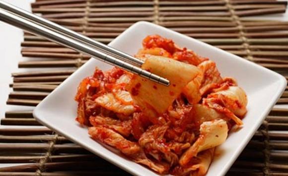 Kimchi. Foto: Alamy.