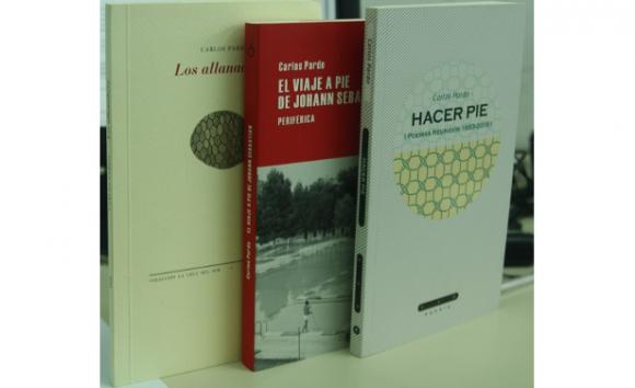 Libros de Carlos Pardo