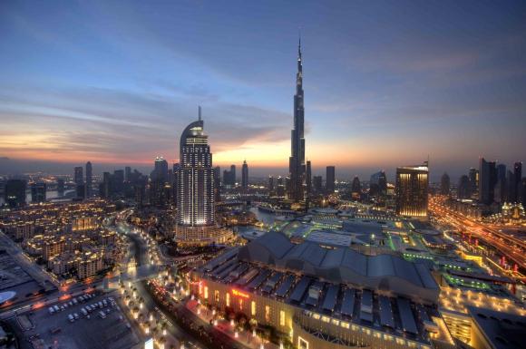 Dubái desafió al desierto y apuesta a la modernidad a lo grande. Foto: DTCM
