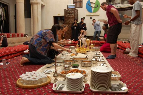 El Centro de Entendimiento muestra la cultura local. Foto: Lucía Baldomir