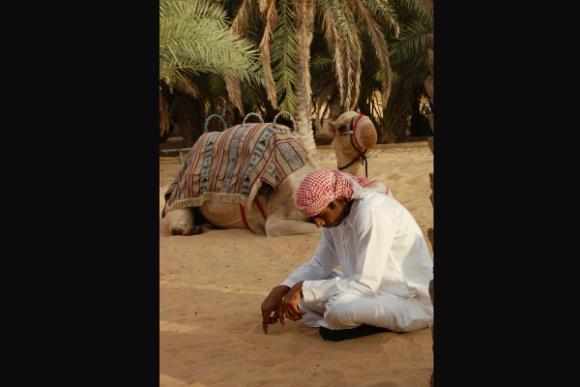 La ciudad le ha ganado al desierto, que aún conserva su atractivo. Foto: Lucía Baldomir