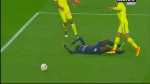 PSG 2-0 Nantes -Ligue 1