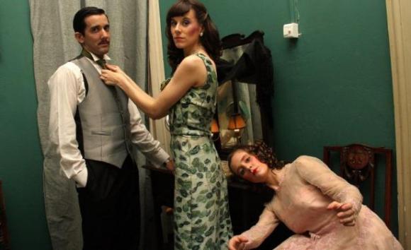 En Proyecto Felisberto interpretó a María, personaje central de Las Hortensias.