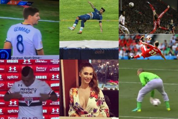 El ídolo de la Euro, el humo fallido, Lavezzi cambia de deporte y más