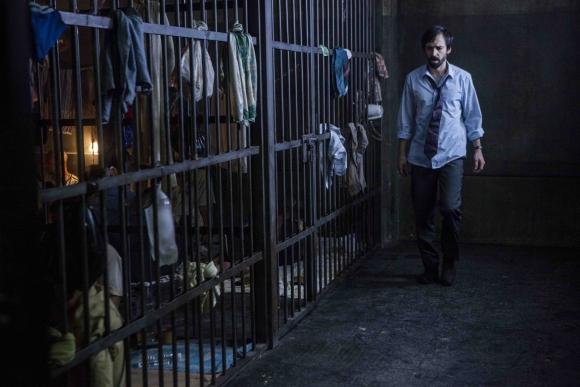 Julio Andrade protagoniza esta serie de ocho episodios de 40 minutos.