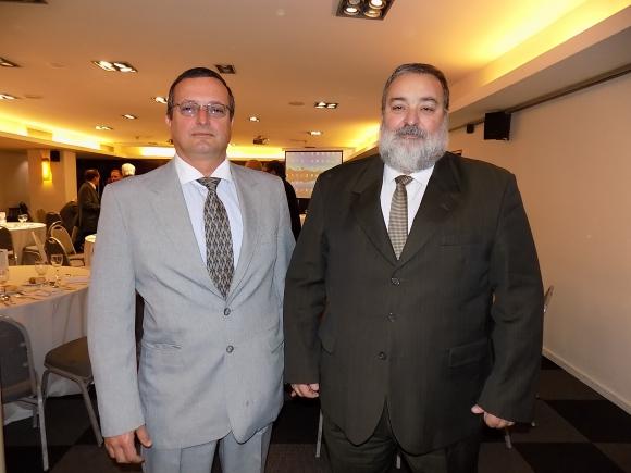 Rodolfo y Eduardo Cuñarro.