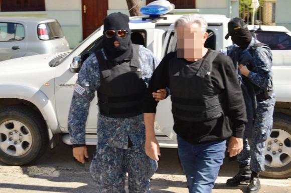 El detenido entró ocho veces al país desde 2014. Foto: Daniel Rojas