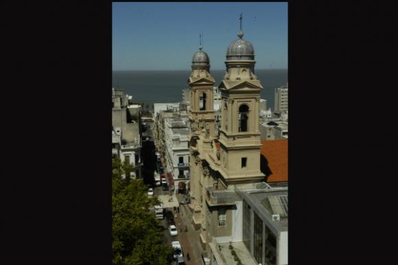 La Catedral de Montevideo.