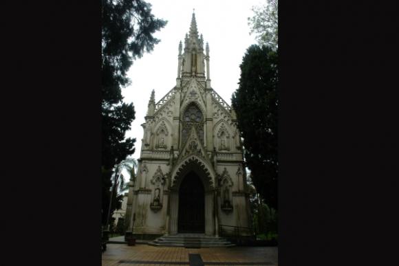 Capilla de la Sagrada Familia (Capilla Jackson)