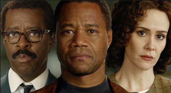 El caso OJ Simpson tiene varios actores que han hecho mérito para tener un Emmy.