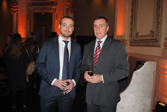 Germán y Roberto Risso.
