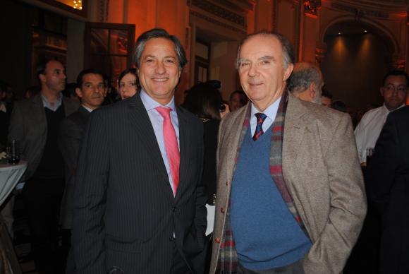 Haroldo Espalter, Diego Abal.