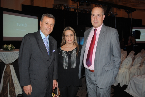 José Olivencia, Gabriela Rocca, Eduardo Vázquez.