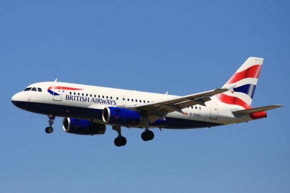 British Airways. Foto: Google.
