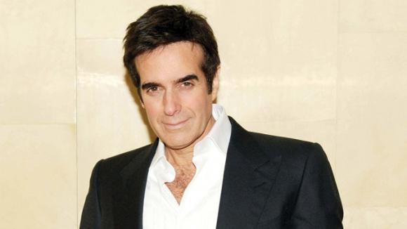 David Copperfield Se Convierte Nuevamente En El Mago Con La Mayor