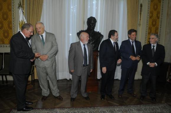 Ministros de la Suprema Corte de Justicia. Foto: Ariel Colmegna