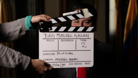 Uno de los entrevistados de la serie.