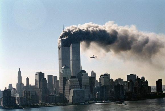 La caída de las Torres Gemelas no podía faltar entre lo más resonante de la década.