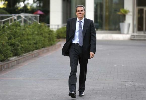 Fiscal Alberto Nisman. Foto: GDA/La Nación