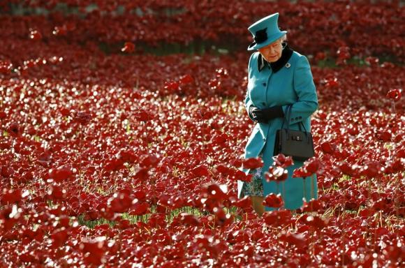 Isabel II ha sido protagonistas de los hechos trascendentes de Gran Bretaña. Foto: Reuters