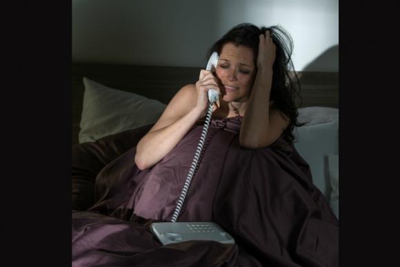 Las mujeres llaman tres veces más que los hombres a Último Recurso.