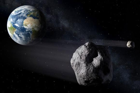 Asteroide. Foto: ESA