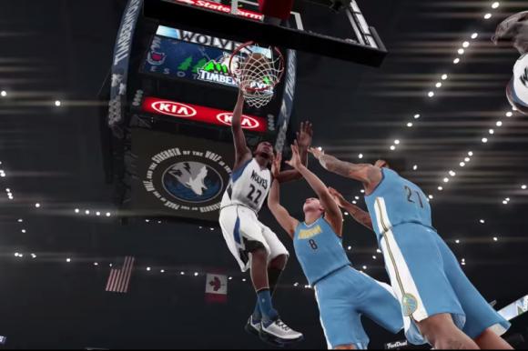 Trailer NBA 2K16.