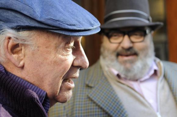 Eduardo Galeano en el programa de Jorge Lanata