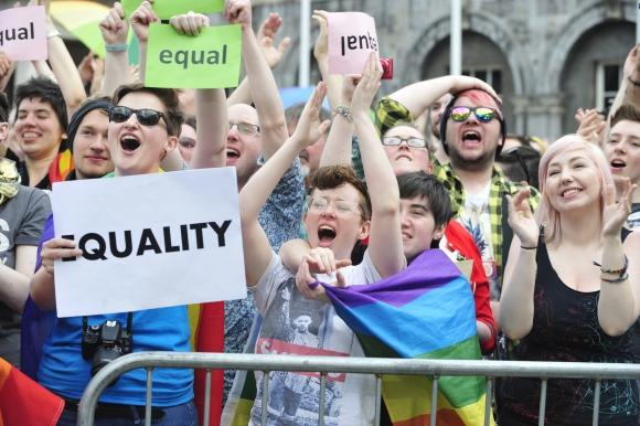 Puntos de vista del matrimonio homosexual