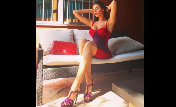 Célia Jaunat. Foto: Instagram