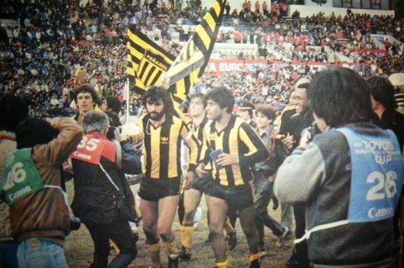 Peñarol 1982