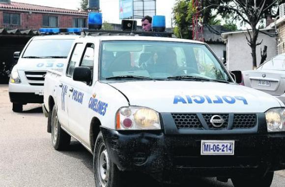 Policía de Canelones
