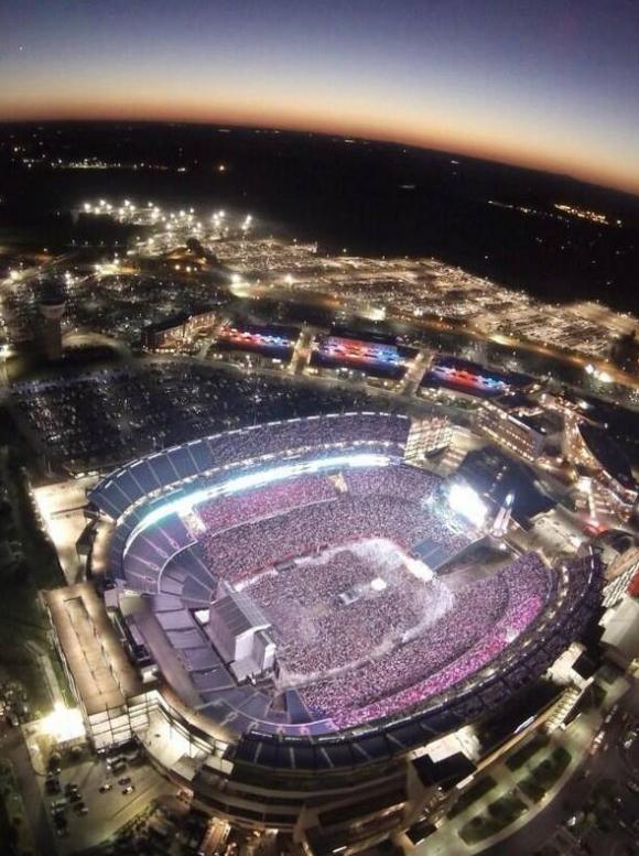Estadio Gillete - Boston