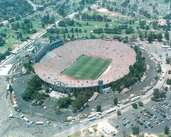 Rose Bowl Stadium - Pasadena