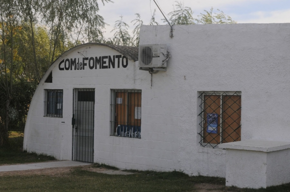Policlínica Aeroparque. Foto: A. Colmegna