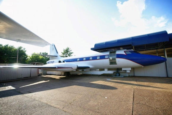 Jets de Elvis Presley. Foto: Reuters