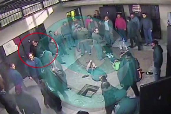 Joselo López, presidente del sindicato del INAU, aparece en el video divulgado por Subrayado.