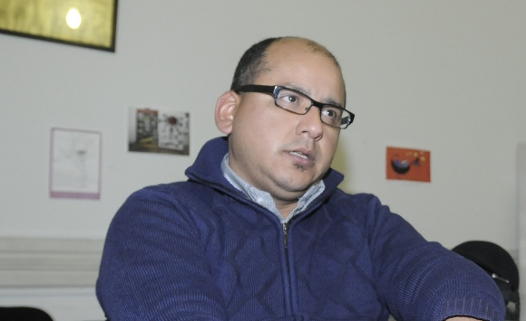 José Olivera, secretario general de Fenapes. Foto: Archivo El País