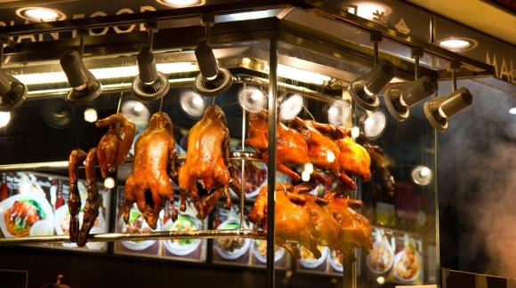 Singapur es el mejor lugar del mundo para comer en la calle. (Getty Images)