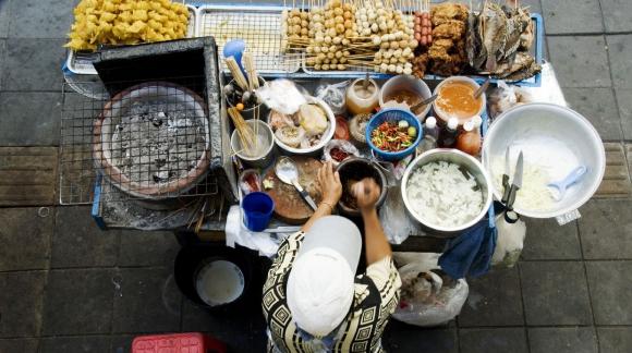 En Bangkok, Tailandia, se disfruta de pato rostizado. (Foto: Getty Images)