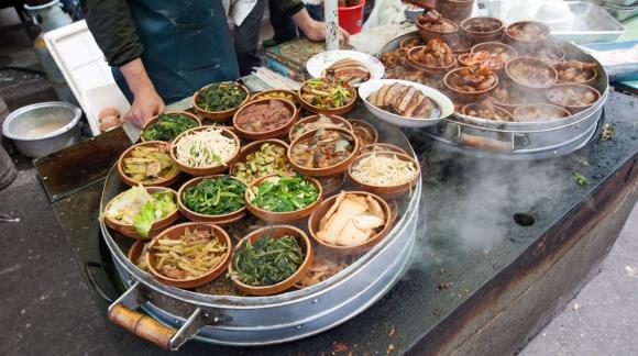 En Shanghai, China, están los famosos siu mai y en cualquier lugar de la calle te ofrecen todo tipo de comida marina. (Foto: El Comercio/GDA)