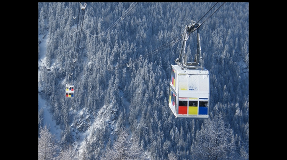 Vanoise Express. Foto: Facebook Oficial