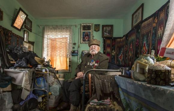 Dmytro Verholjak, Markova, Ucrania. Foto: Sasha Maslov.